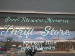 Good Steward Ministries