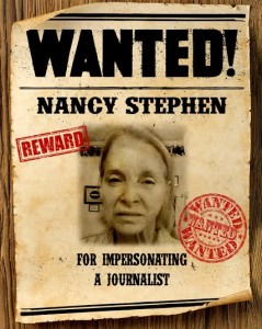 Wanted Nancy Stephe